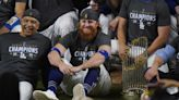 Justin Turner Won't Be Disciplined By MLB For Maskless World Series Celebration After Positive COVID-19 Test