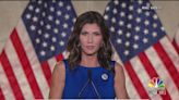 Noem's tweet about student food pantry seen as dig at Haley - KNBN NewsCenter1