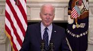 'It's a good day': Biden hails passage of stimulus plan