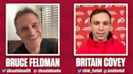 Utah's Britain Covey chats with Bruce Feldman about the Utes season and all the team has endured