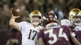 Assessing the ebbs and flows of a Notre Dame QB room still led by Jack Coan