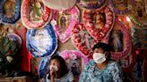 In a land of disbelief COVID-19 is running rampant: 13 photos show Mexico emerging as one of the latest coronavirus hotspots