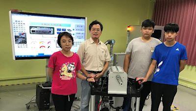 2021台灣創新技術博覽會成績出爐 崑山科大榮登全國科大最多金