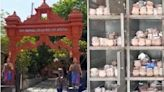 Gujarat: Over 1,000 urns gather dust at Rajkot's crematorium as fear of Covid keeps kin away