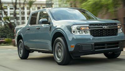 2022 Ford Maverick Pickup Starts at $20,000 And Gets 40 MPG City