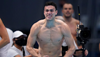 'Dream comes true' for James Guy as Britain win another Olympic gold in the pool