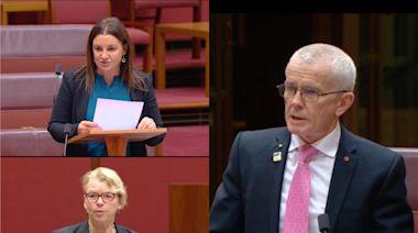 澳多位參議員籲外交部啟動中澳關係調查
