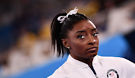 USA's Sunisa Lee wins gold in the women's individual all-around gymnastics final