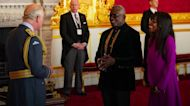 Rudolph Walker invites Prince Charles onto EastEnders set after being made a CBE