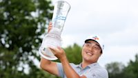 K.H. Lee shoots 6-under 66 to win first PGA TOUR title at AT&T Byron Nelson