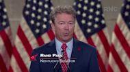 Sen. Rand Paul praises Trump as 'down to earth'