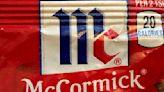 McCormick recalls some seasonings due to salmonella concern