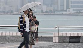 冷鋒周四挾風雨抵港急跌5度 周五六徘徊18度