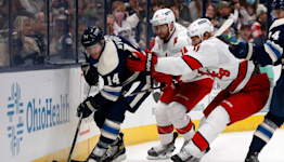 How are teams handling the Carolina Hurricanes' pressure? Hint: not very well