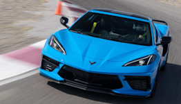 C8 Corvettes Barely Spend Any Time On Dealer Lots