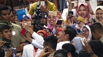 Muslim majority Indonesia set to vote in its biggest-ever poll