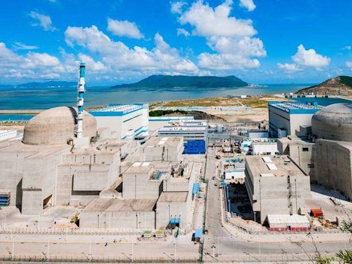 中國台山核電站機組出現燃料破損需停機檢修