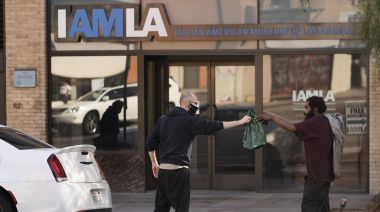 Los Angeles orders more restrictions as coronavirus surges