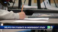 Parents frustrated with delays to Sacramento City Unified independent study program