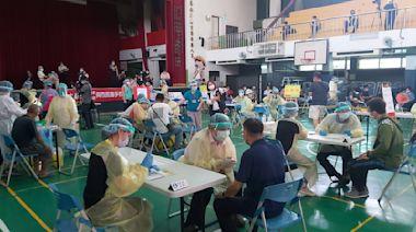日本AZ開放75歲以上接種! 台中:快打站開放造冊者接種