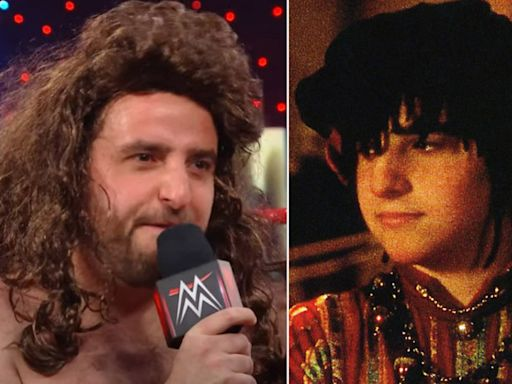 The Santa Clause Actor David Krumholtz Makes a Surprise Appearance on WWE as a Fake Drew McIntyre