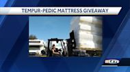 Twisted Pink, United Breast Cancer Foundation to give away mattresses