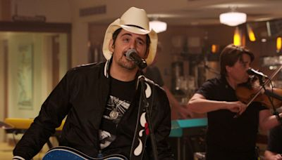 Brad Paisley in New Covid Vaccine Ad: 'Take the Shot'