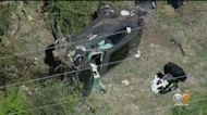 LA Sheriff Says Unsafe Speed Was Primary Cause Of Tiger Woods Crash; No Sign Of Impairment