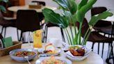 被綠意環繞,置身在森林系餐廳中享用義式料理~台中逢甲美食「ZOHO café」