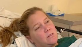 Amy Schumer Shares Post-Surgery Videos as She Undergoes Egg Retrieval Procedure