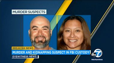 Carson murder suspect arrested in Mexico; search continues for missing 15-year-old girl, second suspect