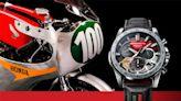 卡西歐攜手本田賽車發佈艾迪斐斯系列限量版手錶