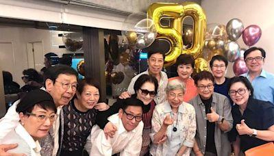 「鬼後」羅蘭:憑裘千尺走紅,87歲無人敢娶,卻被古天樂視為親人