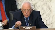 Bernie Sanders bashes Bezos in Income Inequality Hearing
