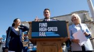 'It's a no brainer to invest in' high speed rail: Andy Kunz