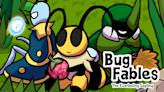 想要追求永恆的生命嗎?冒險RPG《蟲蟲寓言:昆蟲們與永久樹苗》11月21日在Steam推出