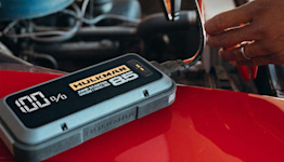This popular car jump starter has an incredible 4.8-star rating on Amazon