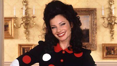 See Fran Drescher Slip Into Her Beloved The Nanny Vest Almost 3 Decades Later