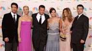 Courteney Cox Says Taping 'Friends' Reunion Special Was 'Emotional'
