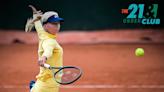 The 21 & Under Club in '21: Clara Tauson   Tennis.com