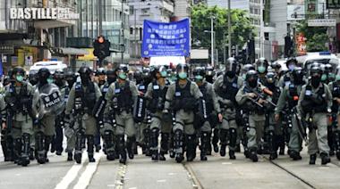 紀律部隊加人工料最快八月拍板 警員起薪26190元 | 社會事