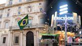 搶灘巴西5G Ericsson、Nokia、 Huawei掀競爭