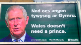 Anti-monarchy billboards spotted claiming 'Wales doesn't need a prince'
