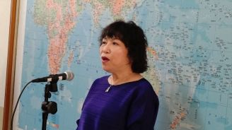 吳釗燮上外媒嗆「一國兩制」 葉毓蘭提醒:以國家利益為優先考量