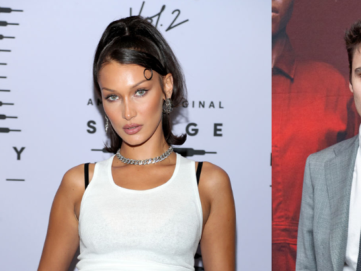 Bella Hadid has been dating Jack Nicholson's grandson for weeks apparently