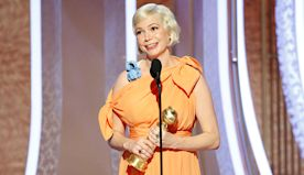 Michelle Williams Urges Women To Vote For Their Right To Choose In 2020 Election In Golden Globes Speech