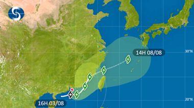 三號強風信號生效 未來數日有驟雨狂風