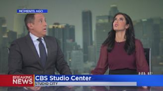 Earthquake experts analyze LA anchors' live TV response