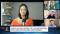 Paris Hilton Joins Decentraland's 'Metaverse Festival' With Genies