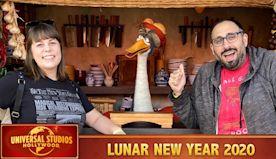 Universal Studios Hollywood Lunar New Year Celebration 2020